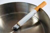 Een pakje sigaretten halen